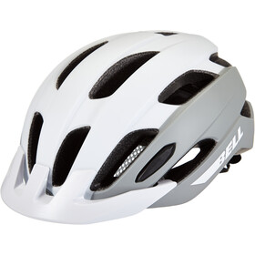 Bell Trace MIPS Casque, matte white/silver